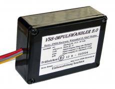 VSS converter with KBA admission